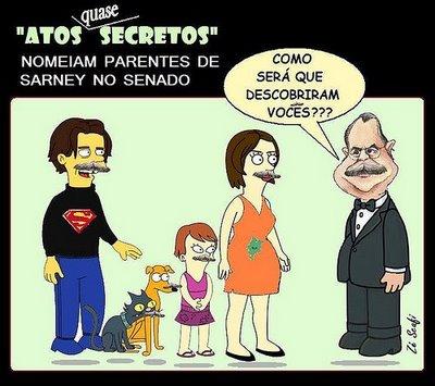 Sarney (Atos secretos)